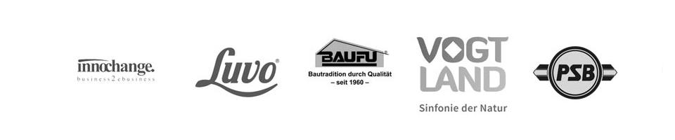 Logos von Referenzen
