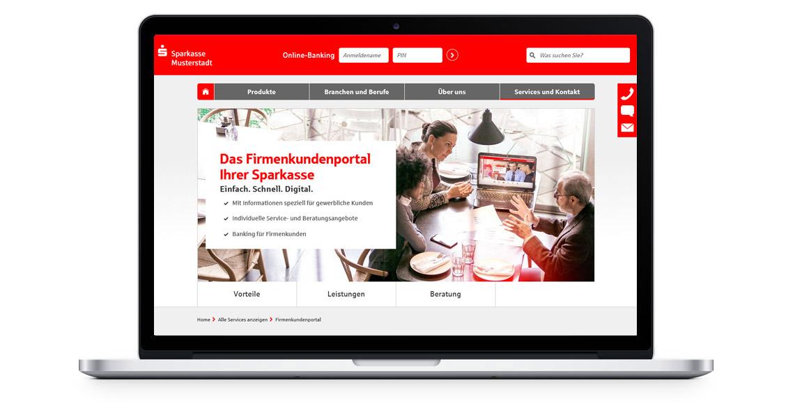 Firmenkundenportal (FKP)