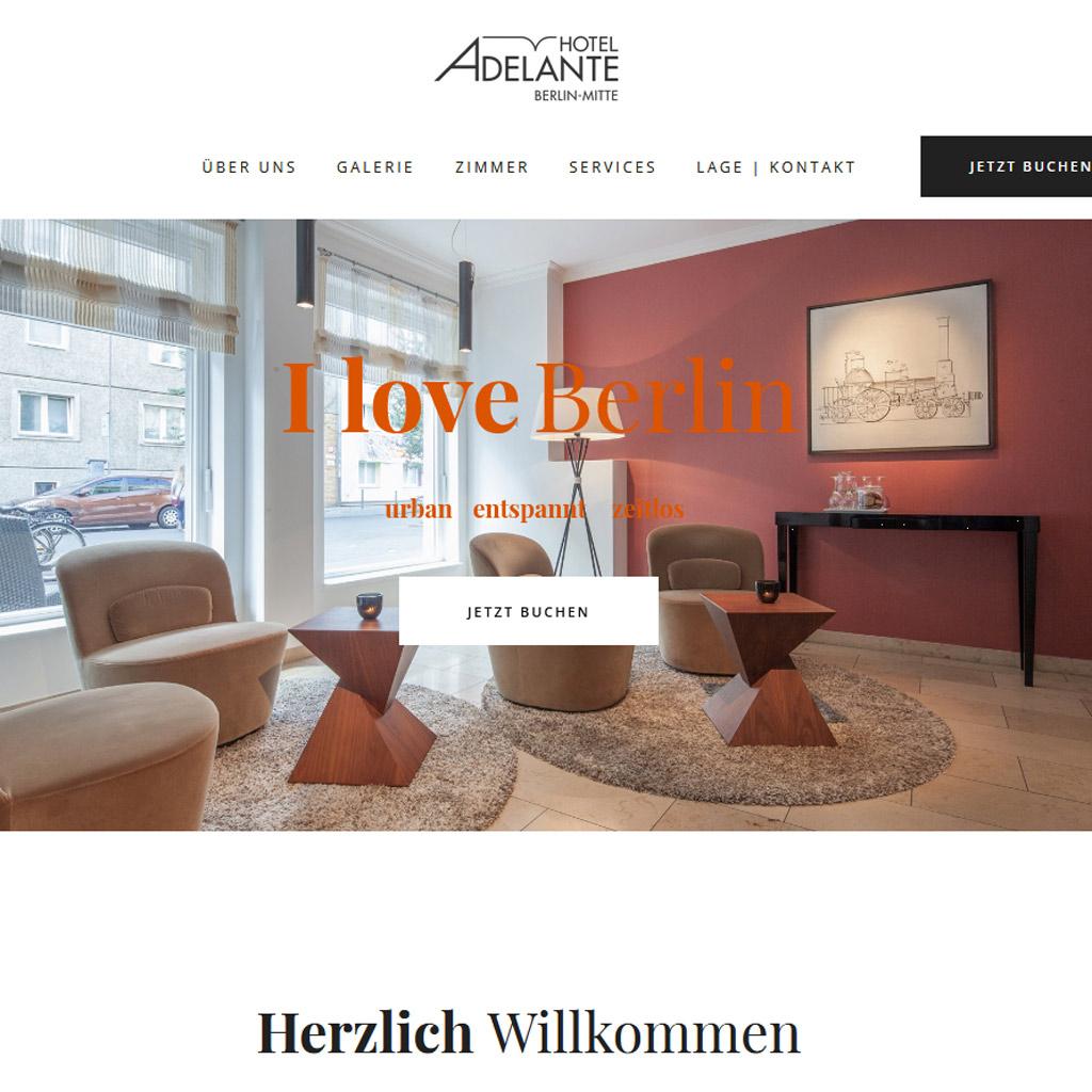Hotel Adelante Berlin