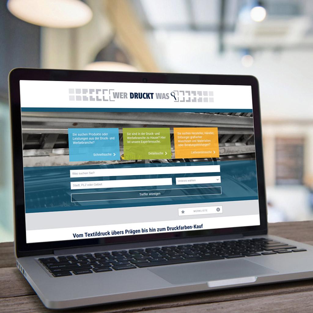 Portal der Druckindustrie